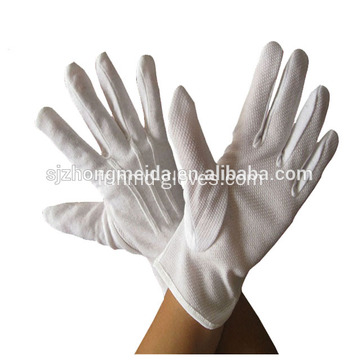 Gants De Coton Blancs Adulte